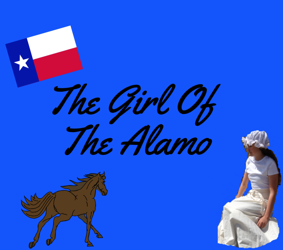 The Girl Of The Alamo: Chapter 2